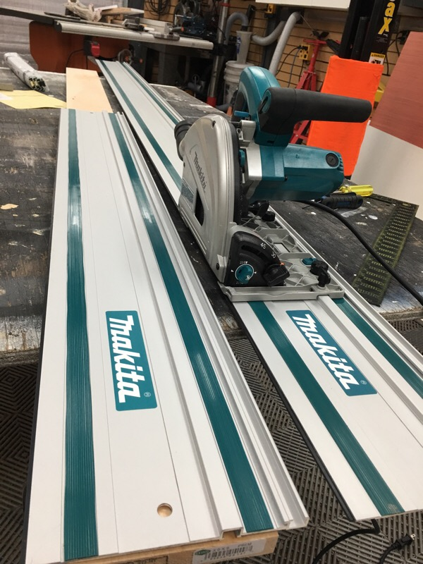 Makita Sp6000x2 Track Saw Review The Garage Journal Board